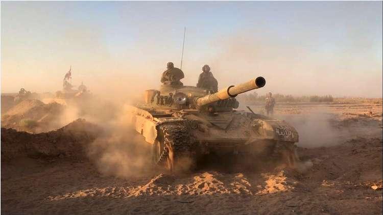 الجيش السوري يوسع مناطق سيطرته على كلتا ضفتي الفرات