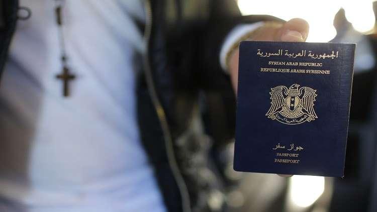 سوريا.. 41 مليون دولار إيرادات جوازات السفر في الخارج