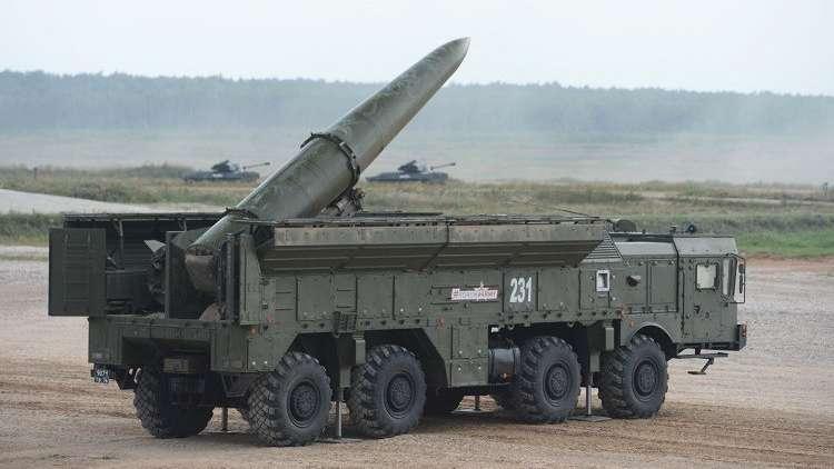 روسيا تختبر بنجاح صاروخ