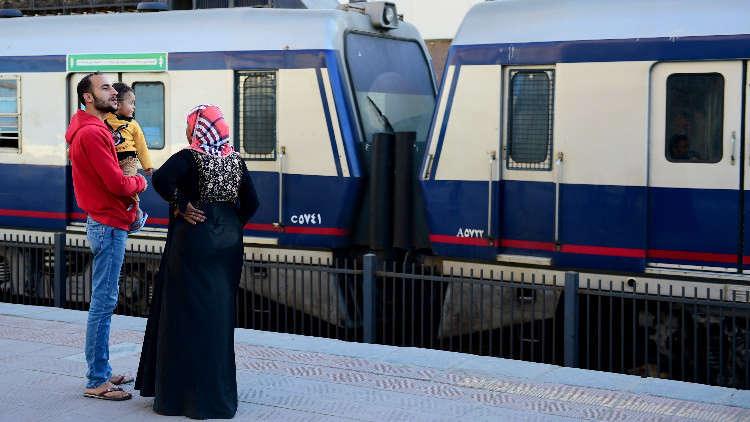 تشييد أكبر محطة مترو فرعونية عند سفح الأهرامات