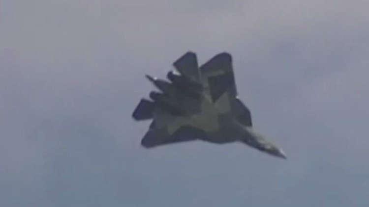 تعرف على سو 57 الفتاكة في 90 ثانية: حقائق مثيرة حول أحدث مقاتلة روسية