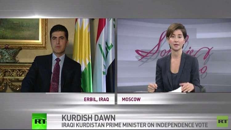رئيس حكومة كردستان لـ RT: لا تأجيل لاستفتاء الاستقلال