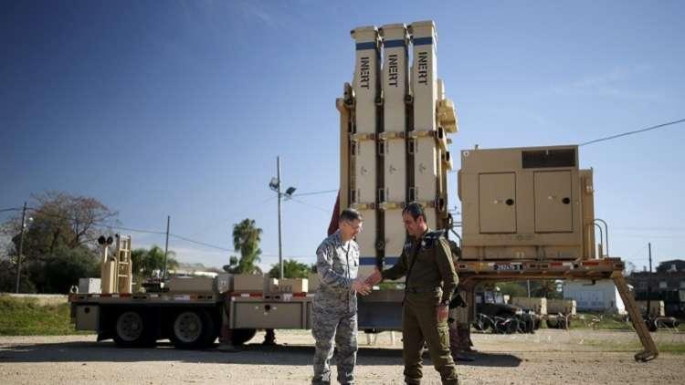 أول قاعدة عسكرية أمريكية إسرائيلية مشتركة