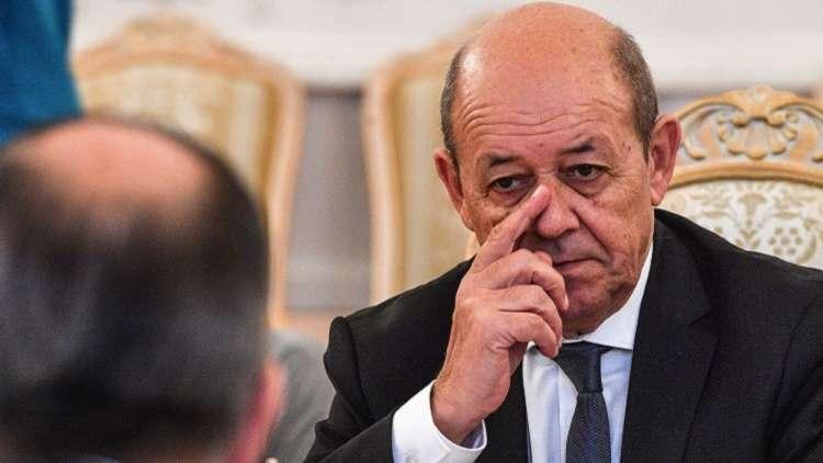 مبادرة فرنسية لحل الأزمة السورية