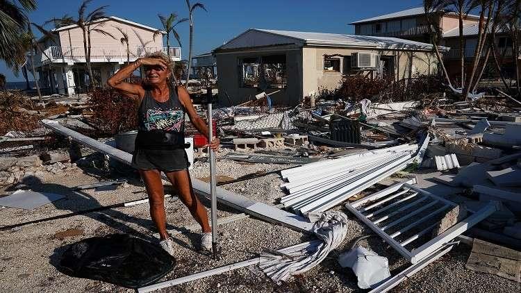 خسائر شركات التأمين الأمريكية من إعصار