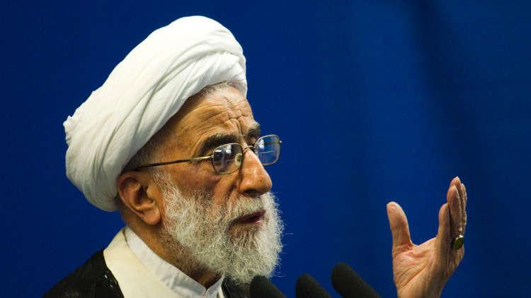 رئيس مجلس خبراء القيادة الإيراني يحذر من قيام