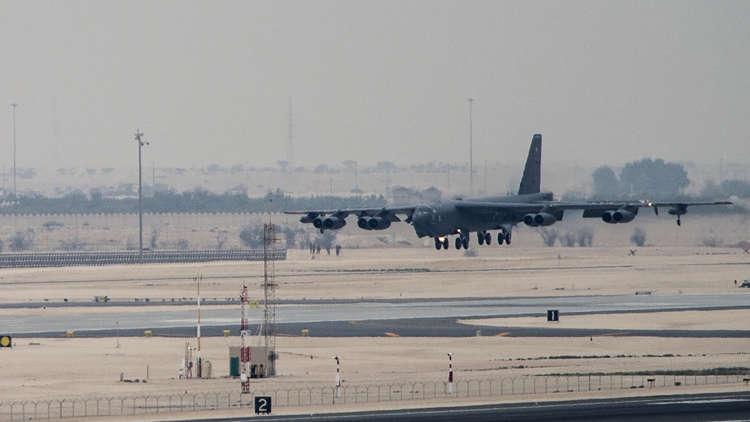 الولايات المتحدة تخشى على قاعدتها في قطر