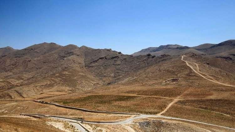 غارتان إسرائيليتان على تلة الرشاحة في جبل الشيخ على الحدود اللبنانية السورية