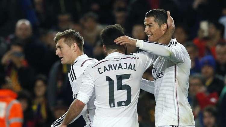 ريال مدريد يحسم أمر أحد نجومه (فيديو)