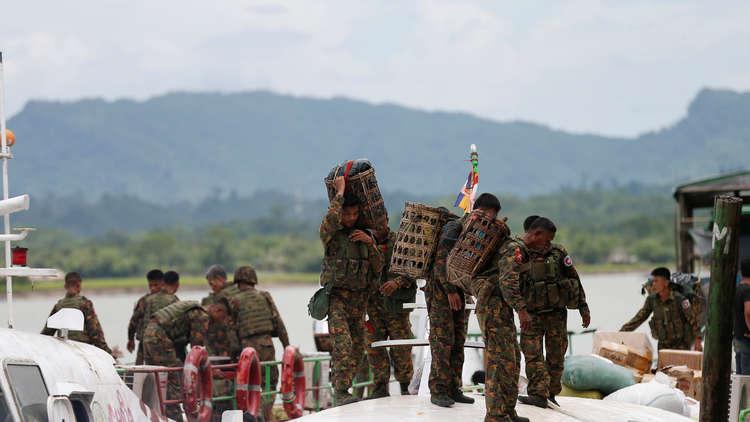 بريطانيا تعلق برامج تدريب جيش ميانمار بسبب الانتهاكات ضد الروهينغا