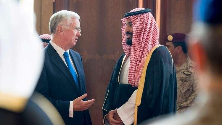 الرياض ولندن توقعان اتفاقية للتعاون العسكري