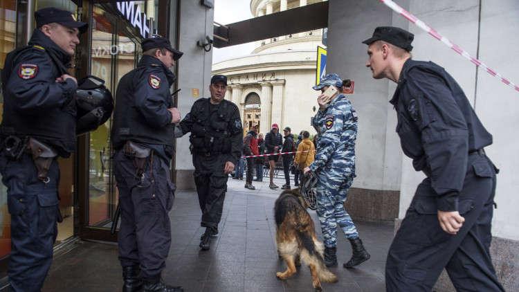 إجلاء 100 ألف شخص في مختلف مدن روسيا بسبب