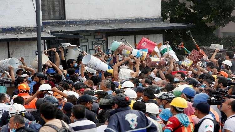 هل هي سخرية القدر؟ مصادفة لا تصدق في زلزال المكسيك