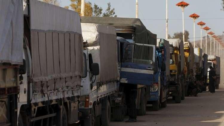داعش يستهدف قافلة مساعدات إيرانية بسوريا