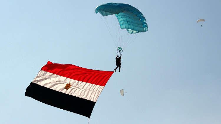 القوات المصرية ترصد الأسلحة الروسية في