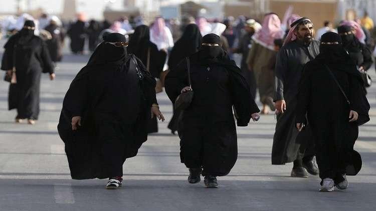لأول مرة.. السعوديات يشاركن في الاحتفالات بالعيد الوطني