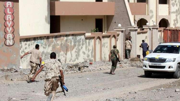ارتفاع حصيلة الاشتباكات في مصراتة الليبية إلى 6 قتلى