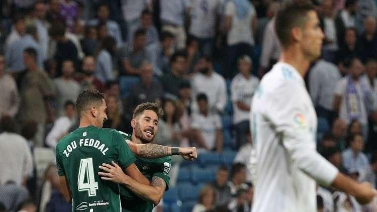 بيتيس العنيد يلدغ ريال مدريد في عقر داره