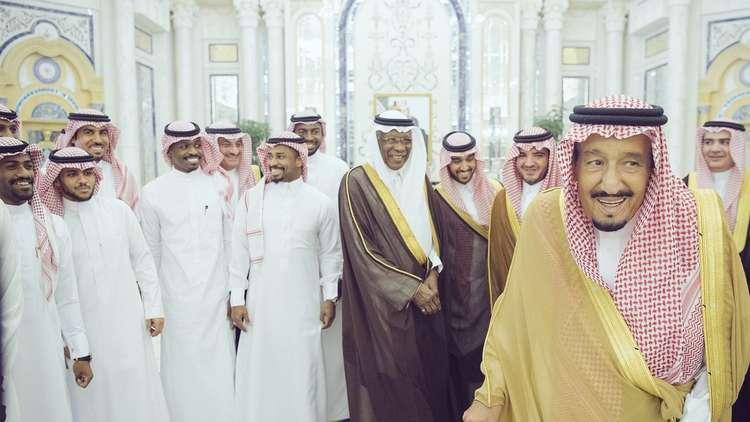 الملك سلمان بن عبد العزيز: