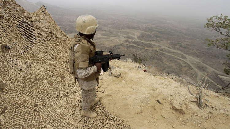 مقتل 4 جنود سعوديين في معارك مع الحوثيين