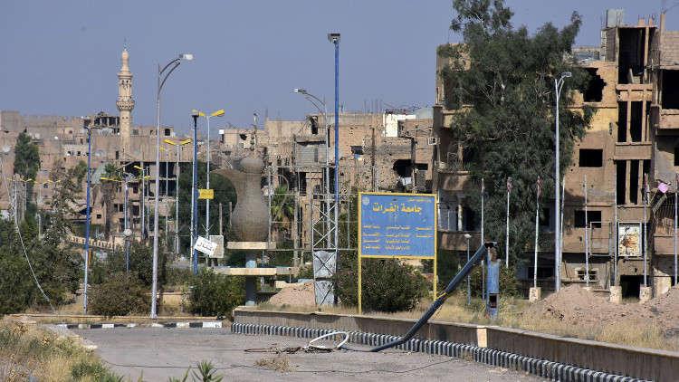 مقتل 3 أشخاص في هجوم إرهابي بدير الزور السورية