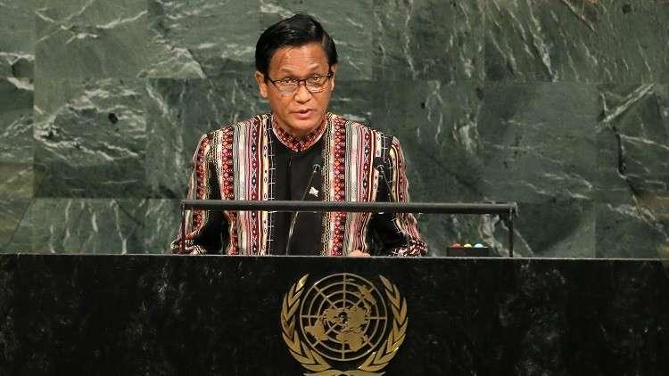 نائب رئيس ميانمار: لا نعرف سبب النزوح والفارون ليسوا جميعا مسلمين