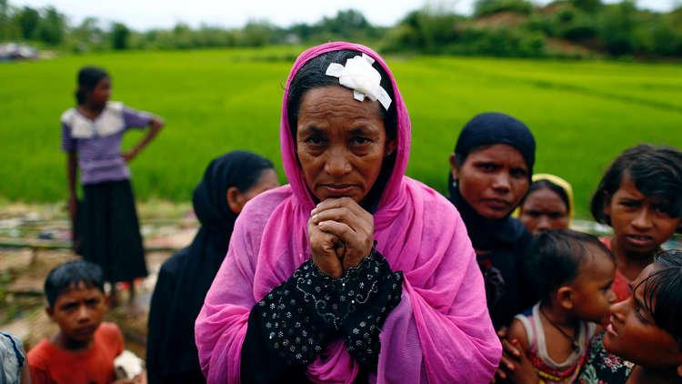 الهند: الروهينغا ليسوا لاجئين!