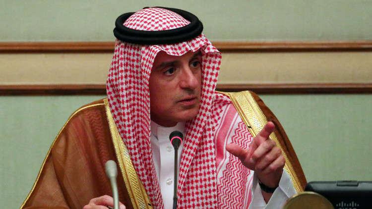 الجبير: قطر أشعلت الفتنة بين السلطة الفلسطينية وحماس