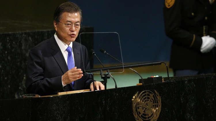 سيئول تدعو إلى الاتزان في التعامل مع أزمة كوريا الشمالية