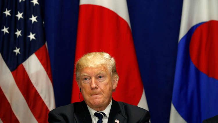 ترامب يوقع مرسوما يسمح بتوسيع العقوبات ضد كوريا الشمالية