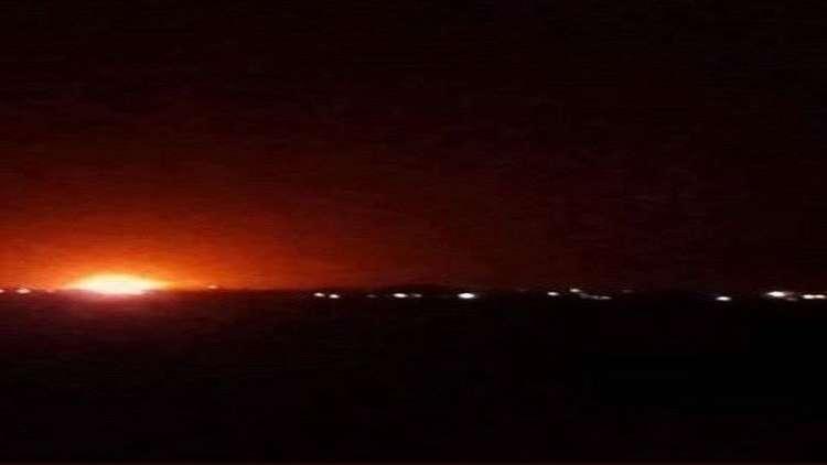 شاهد بالفيديو.. الدفاع الجوي السوري يطلق صاروخا لمواجهة مقذوف إسرائيلي