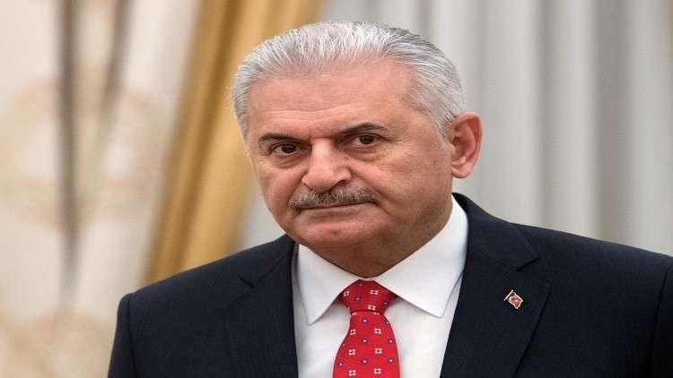 يلدريم: استفتاء كردستان مسألة أمن قومي بالنسبة لتركيا