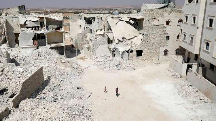 الصين: بكين جاهزة للمشاركة في إعادة إعمار سوريا