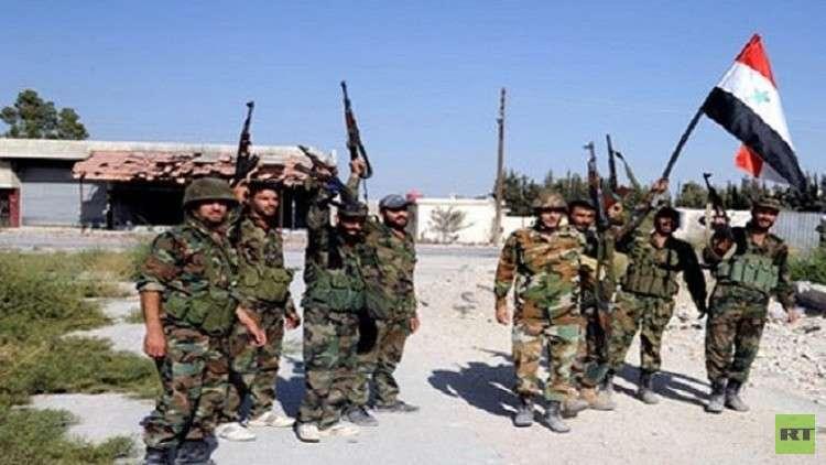 نجاحات الجيش السوري تثير انشغال الأمم المتحدة