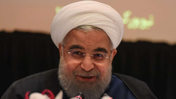 روحاني مستعد لإعطاء البيت الأبيض ردا صاروخيا