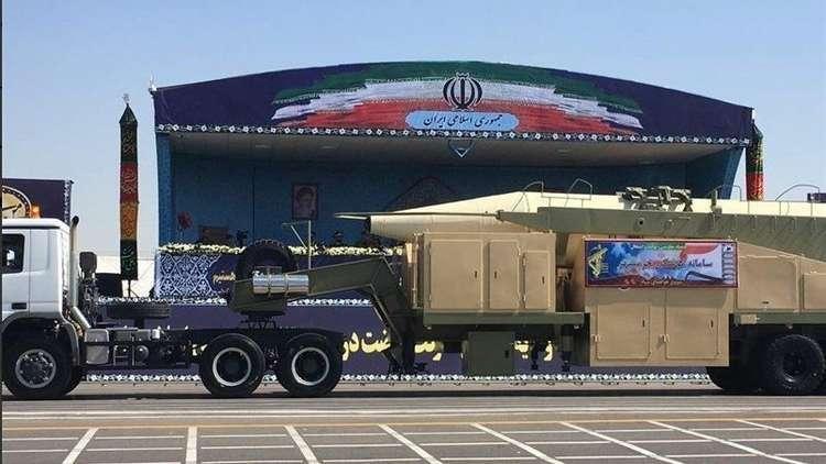 إيران تستعرض أقوى سلاح قادر على ضرب إسرائيل