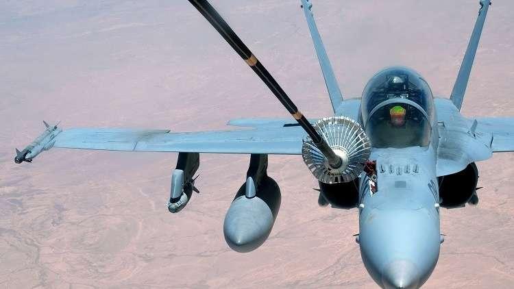 البنتاغون يرفع السرية عن فيديو تدمير مقاتلة سورية وطائرة بدون طيار