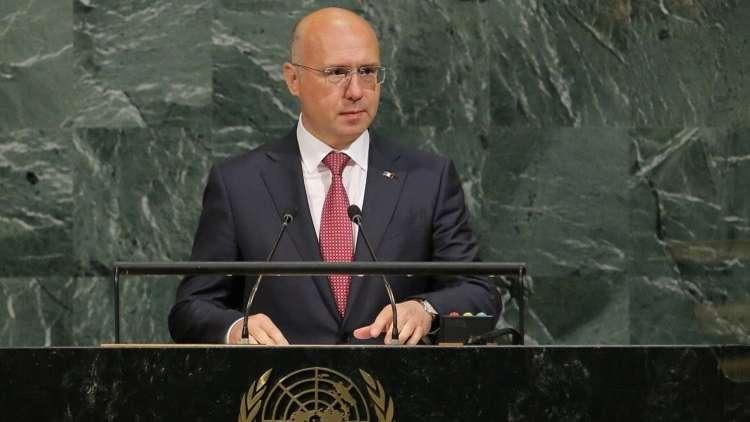 مولدوفا تدعو الأمم المتحدة لدعم جهود سحب القوات الروسية من جمهورية ترانسنيستريا