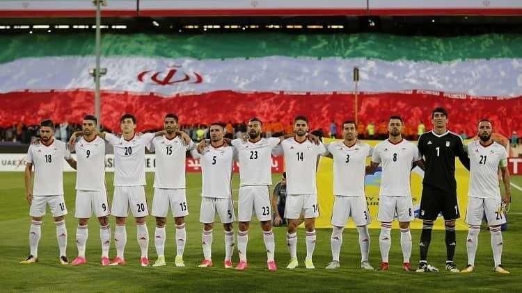 إلغاء مواجهة إيران والتوغو الودية في قازان