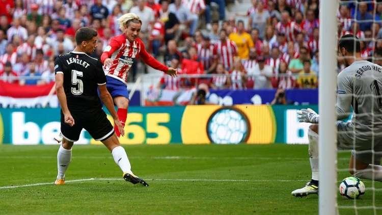 بالفيديو.. أتلتيكو مدريد يلحق الهزيمة الأولى بإشبيلية
