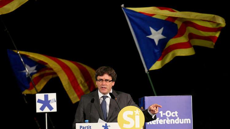 قوات الأمن في كاتالونيا ترفض الانصياع لسلطة منسق عام عينته مدريد