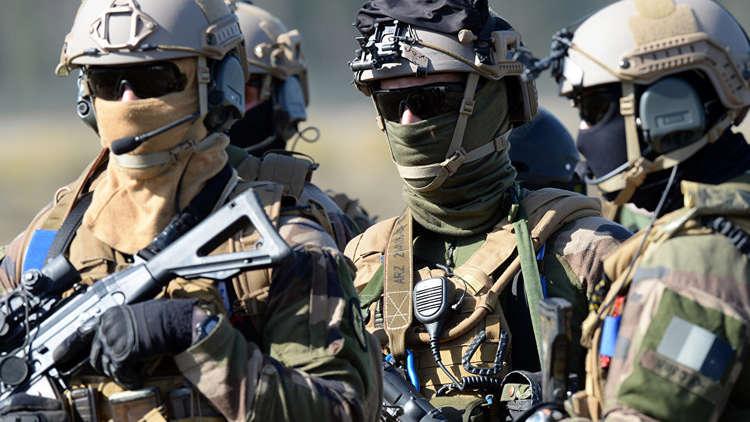 مقتل جندي فرنسي على الحدود السورية العراقية
