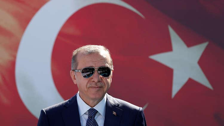 """أردوغان: لا يحق للولايات المتحدة إملاء شيء على تركيا حول """"إس-400"""""""