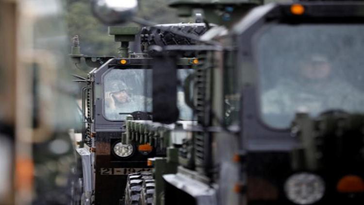 رسائل تدعو الجنود الأمريكيين لمغادرة كوريا!