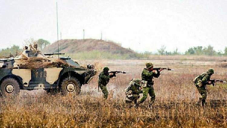 الجيش الأمريكي يصدر كتابا حول الحرب مع روسيا