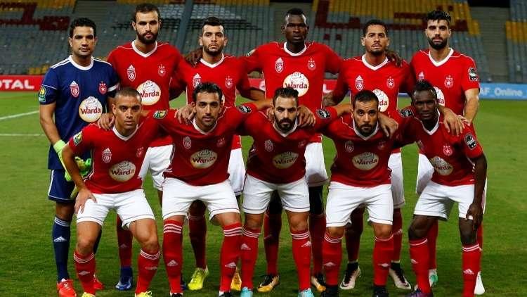 النجم الساحلي التونسي يضرب موعدا مع الأهلي المصري