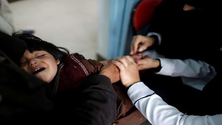 اليمن.. ارتفاع وفيات الكوليرا إلى 2110