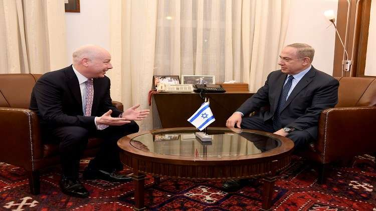 مبعوث ترامب للشرق الأوسط يعود إلى إسرائيل