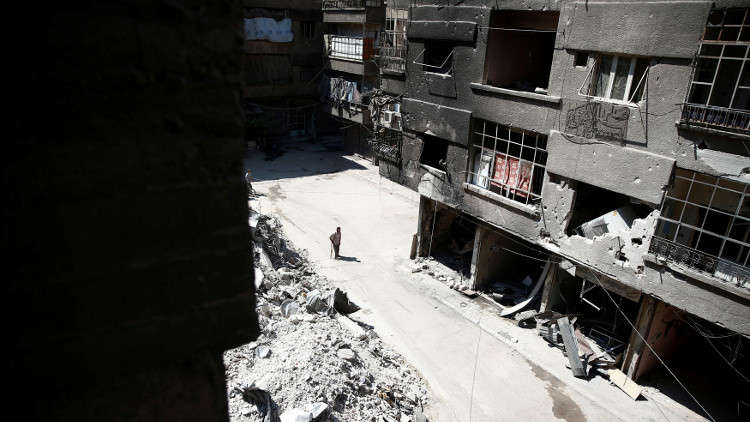 الدفاع الروسية: رصد 15 انتهاكا للهدنة في سوريا