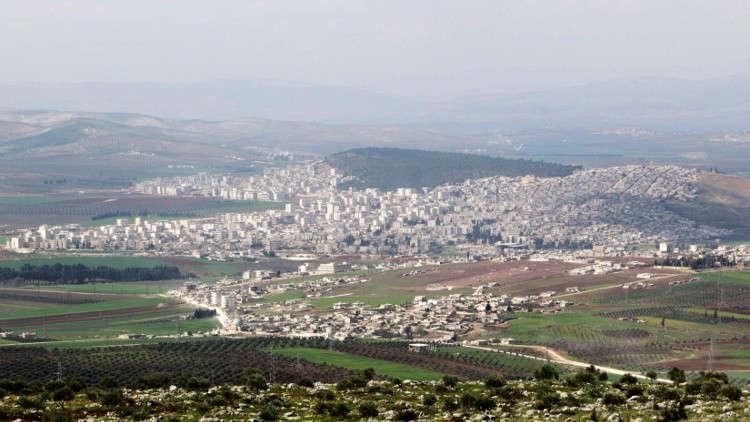 يلدريم: تركيا وروسيا وإيران تعمل على إقامة منطقة جديدة لخفض التوتر في عفرين السورية